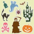Royalty-Free Stock Vector Image: Halloween theme