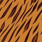 Seamless animal print — Stock Vector