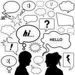 Dialog bubbles — Stock Vector