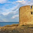 Stock Photo: Old ancient tower