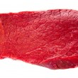 Raw filet steak - Stock Photo