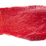 Raw filet steak — Stock Photo