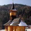 Wooden church — Stockfoto #6733210