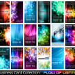 Business Card Collection: — Vector de stock  #6718263