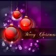 Merry Christmas Suggestive Background  — Stock Vector #6721228