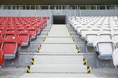 Empty Stadium - Exit — Stock Photo