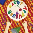 Постер, плакат: Poster happy birthday