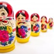 Russian Dolls - Stock Photo