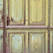 Royalty-Free Stock Photo: Old worn door