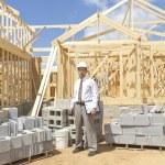 Finance Construction Director — Stock Photo #6737591