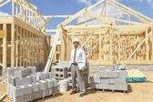 Finance Construction Director — Stock Photo