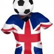 thumbnail of National Soccer Team of United Kingdom . All Teams Collectio