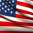 thumbnail of Flying Flag of United States . All Countries Collection .