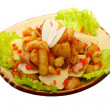 thumbnail of Salad with pork and cheese - Japan food