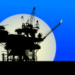 thumbnail of Oil platform