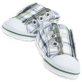 Scarpe sneaker bambino colorato di dimensioni
