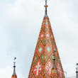 thumbnail of Matthias Church roof (Budapest, Hungary)