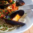 thumbnail of Italian pasta with seafood