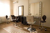 Moderní salon vizážista a kadeřník