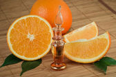 Natural orange oil of handmade