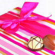 thumbnail of Chocolate candies and gift box