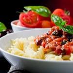 thumbnail of Pasta with Tomato sauce
