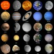 thumbnail of The solar system