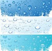 Bubliny ve vodě