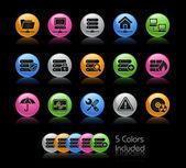 Network, Server  Hosting // Gel Color Series