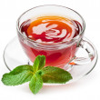 thumbnail of Cup tea with mint.