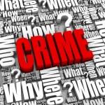 Постер, плакат: Crime