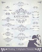 Vintage Wedding Elements