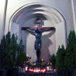 thumbnail of Statue of Christ near Sendlinger Tor. munich. germany