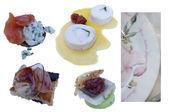 Prvky haute kuchyně, salat, předkrmy