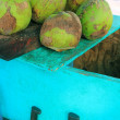 thumbnail of Coconut juice water traditional cart