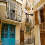 thumbnail of Palma de Mallorca old city Barrio Calatrava street