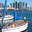 thumbnail of Marina with city view