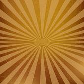 Vintage Sunburst Background Vector Illustration