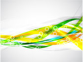 Vector abstract illustration for your design project