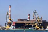 Harbor industry