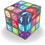 thumbnail of Social Rubic Cube