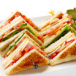 thumbnail of Club Sandwiches
