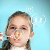 Bubble gioco bambino