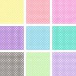 thumbnail of Pastel polka dots