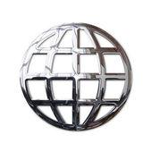 Chrome webes globe szimbólum