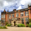 Постер, плакат: English stately home and gardens