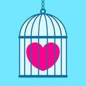 Srdce v kleci