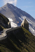Grossglockner magas alpesi út