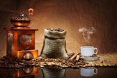 Fényképek a mat kávé tartozékok