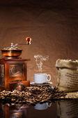 Fényképek Csendélet, kávé